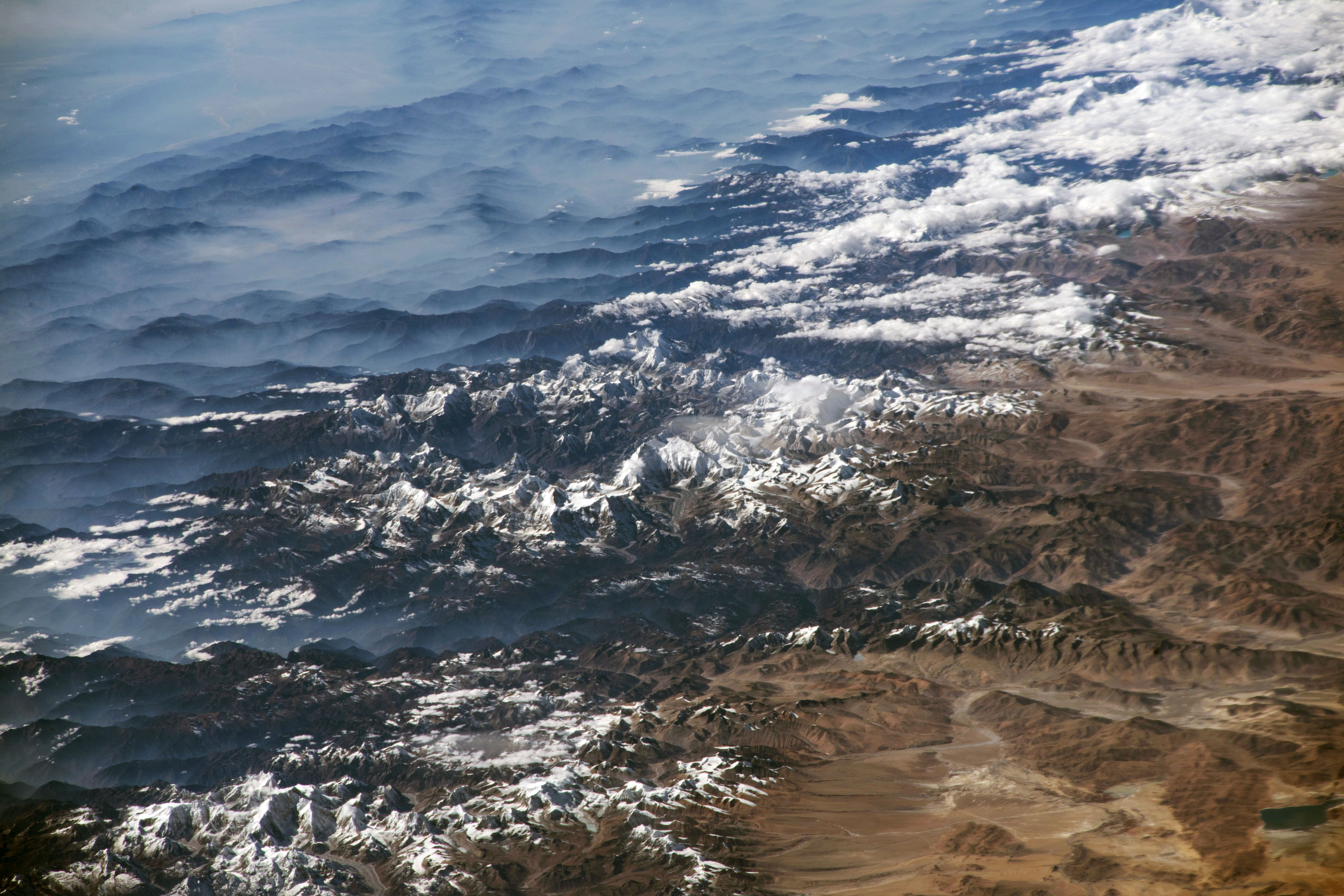 Himalayas, Near and Far - related image preview