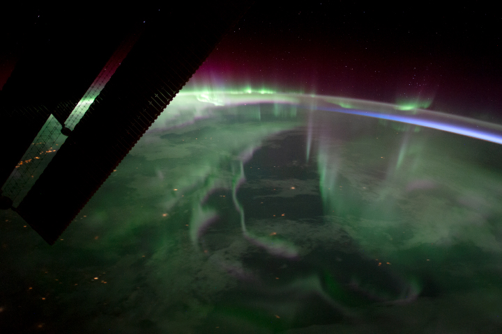 Cruising Past the Aurora Borealis - selected child image