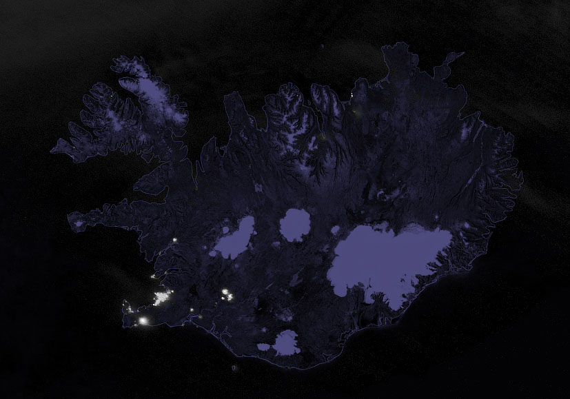 Volcanic Eruption Lights Up Iceland - related image preview