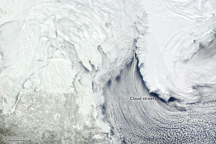 Season of Change in the Labrador Sea