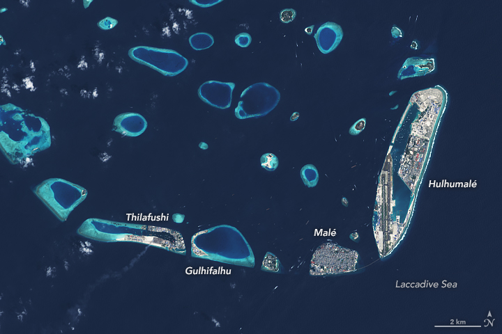 Preparing for Rising Seas in the Maldives