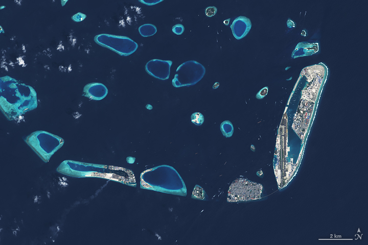 Preparing for Rising Seas in the Maldives - related image preview