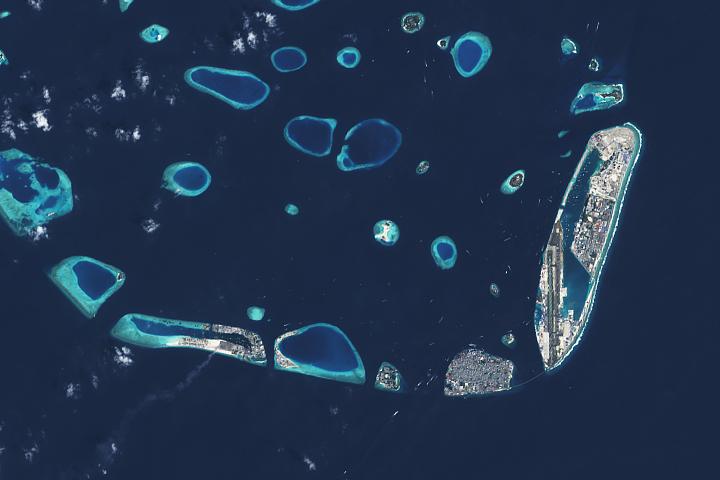 Preparing for Rising Seas in the Maldives - selected image