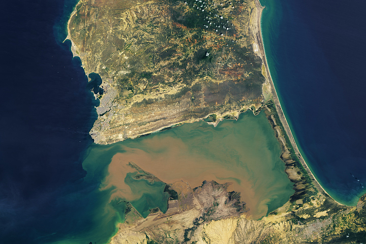 Venezuela's Sandy Peninsula - selected image