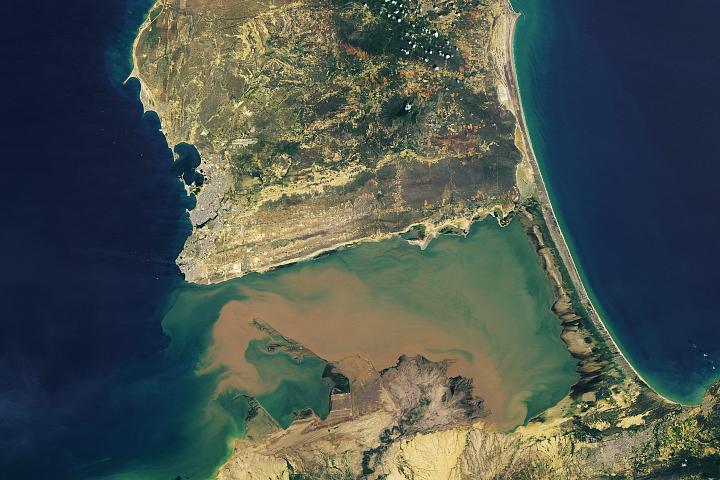 Venezuela's Sandy Peninsula