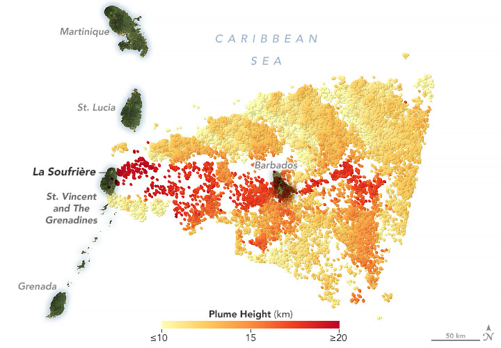 Tracking La Soufrière's Plume - related image preview