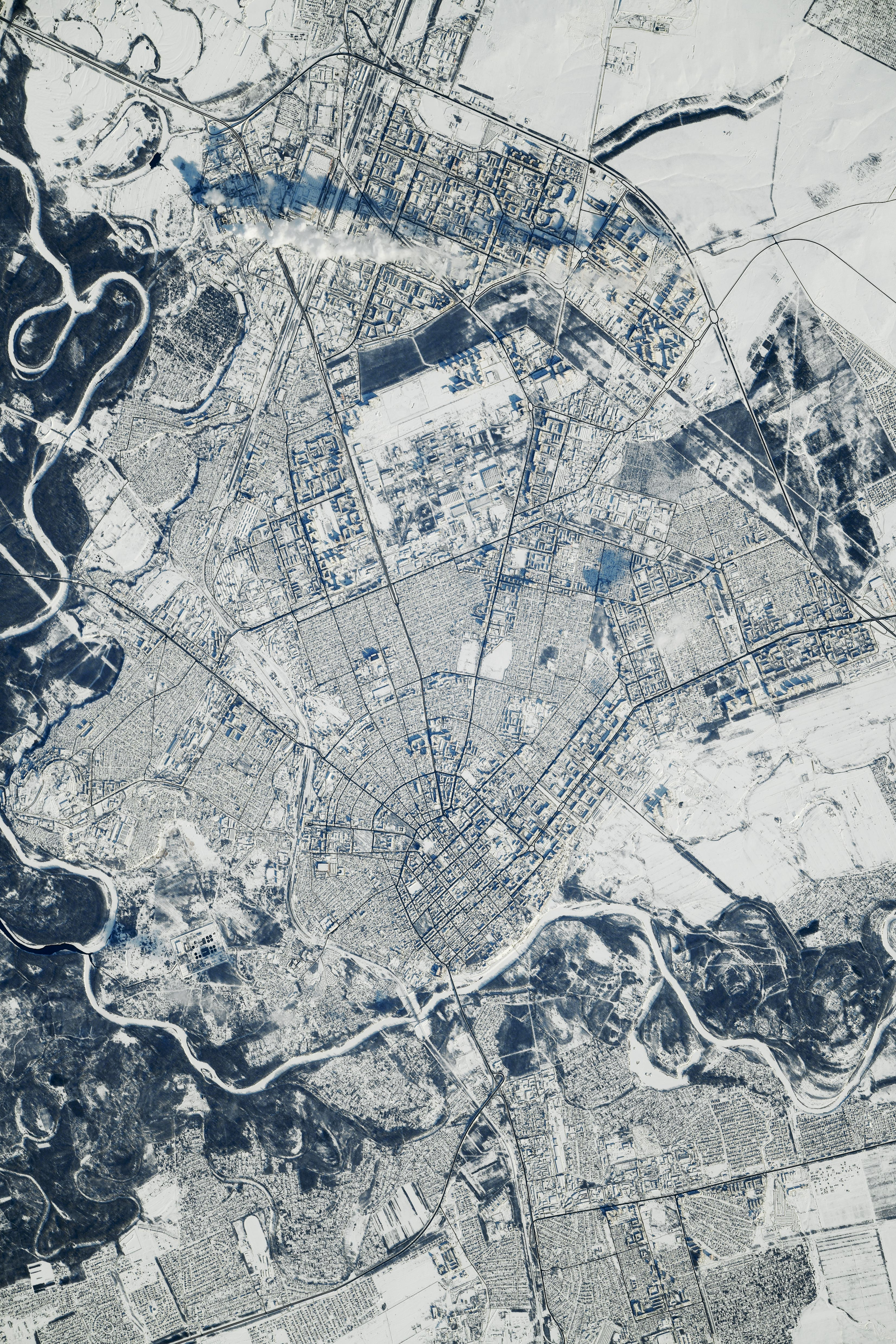 Winter is Long in Orenburg - related image preview