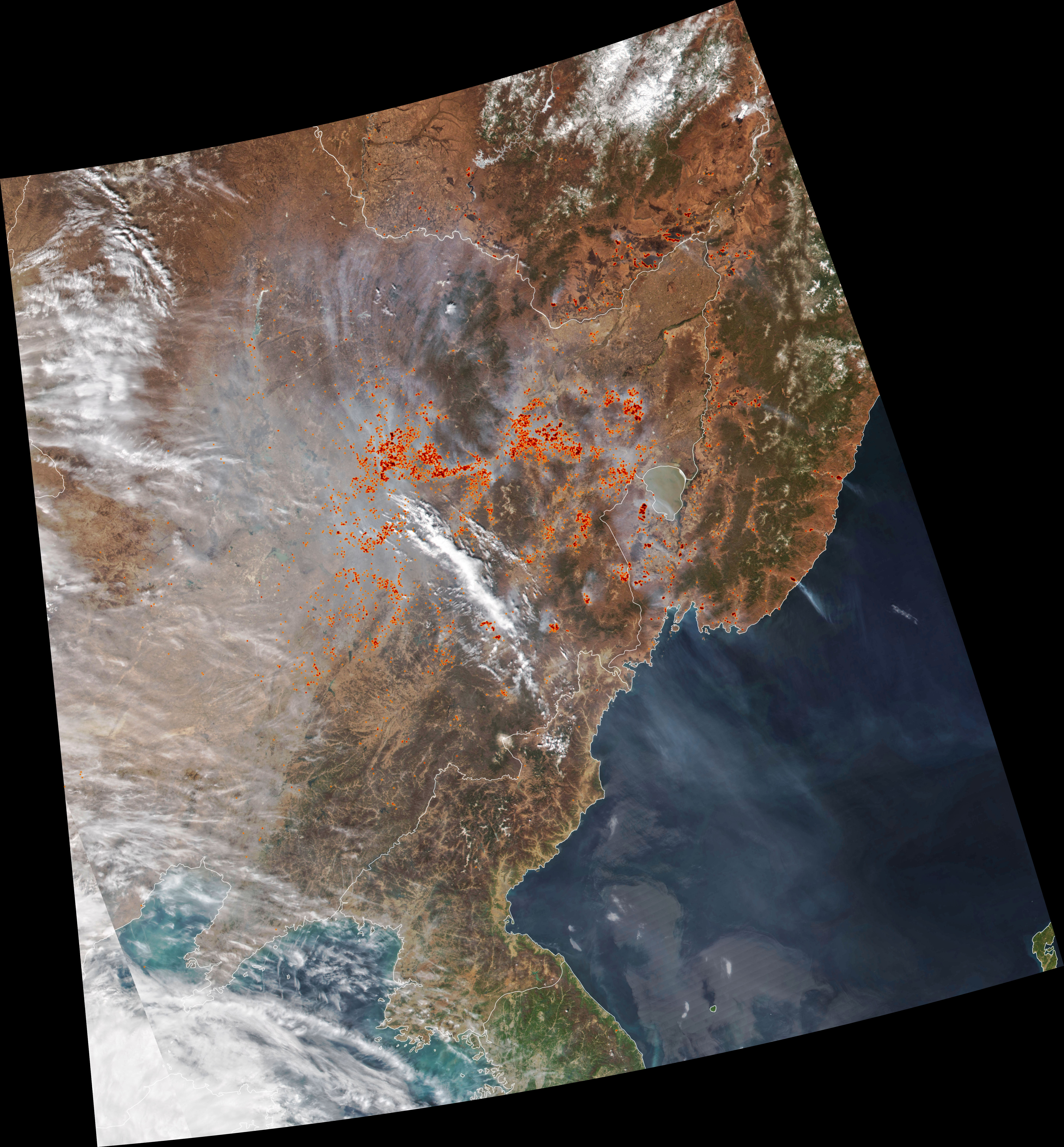 Fires in the Far East - related image preview
