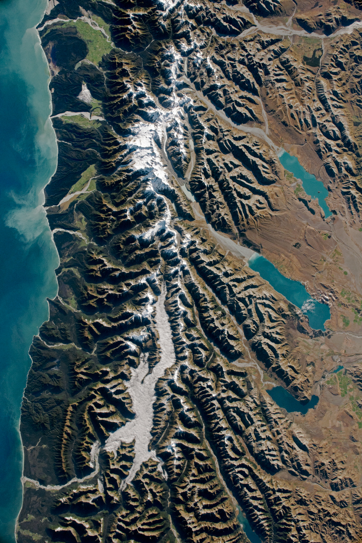 South Island Alps - related image preview