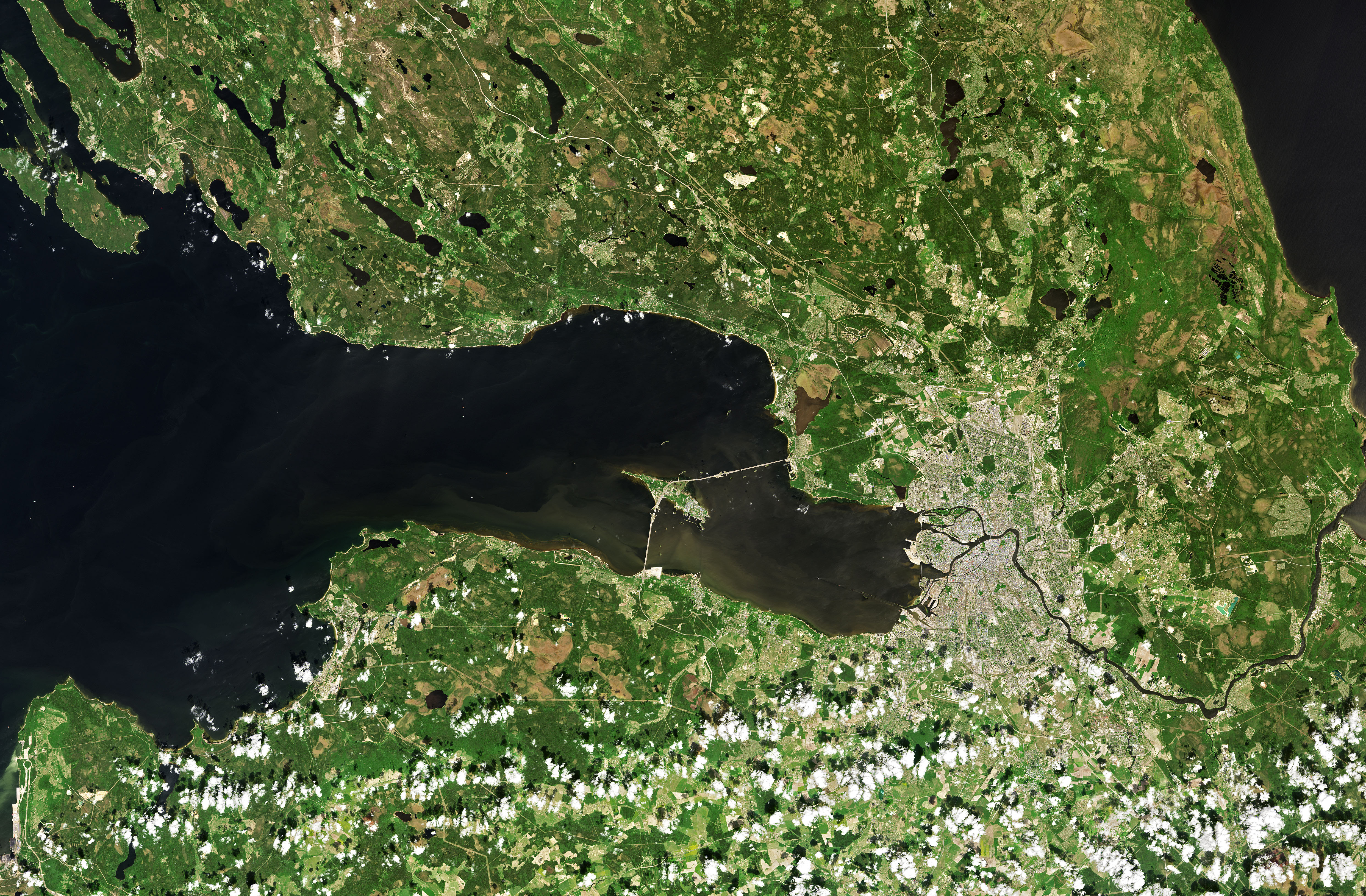 Saint Petersburg Keeps the Sea at Bay - related image preview