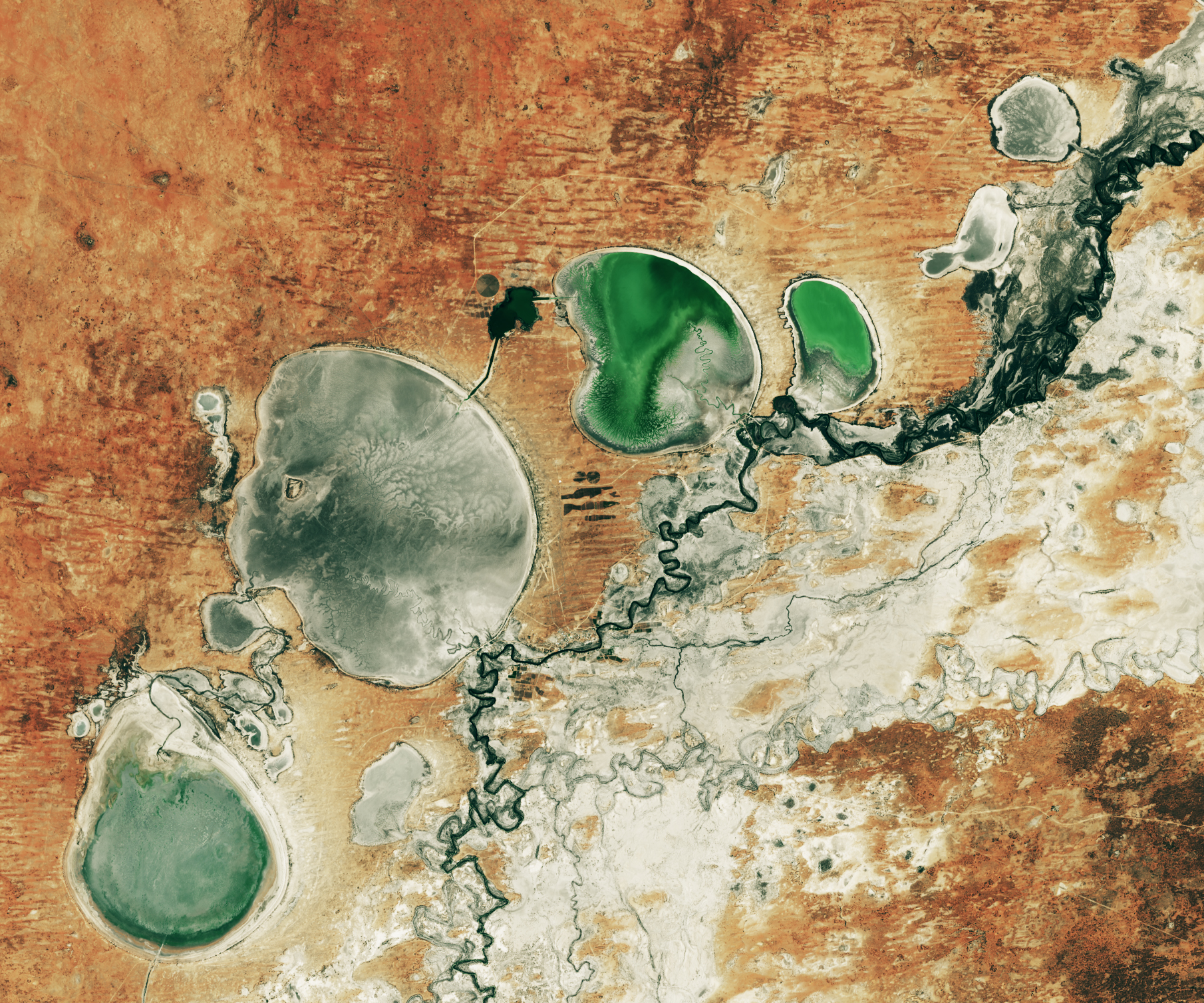 Menindee Lakes Finally Refilling - related image preview