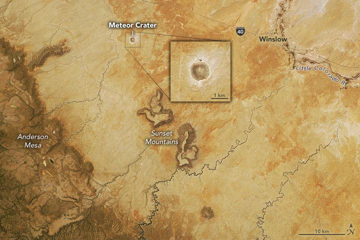 Arizona's Meteor Crater