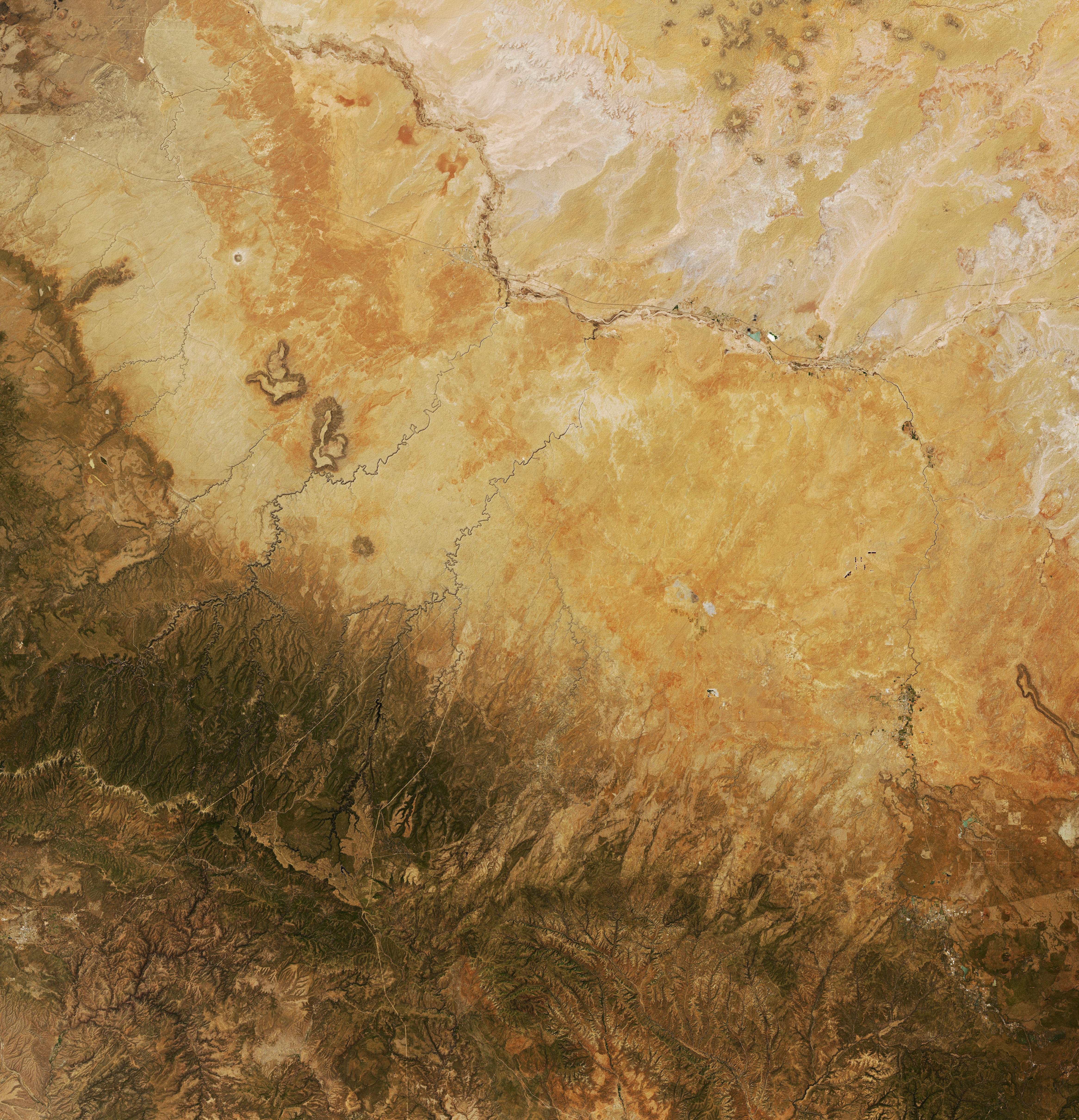 Arizona's Meteor Crater - related image preview