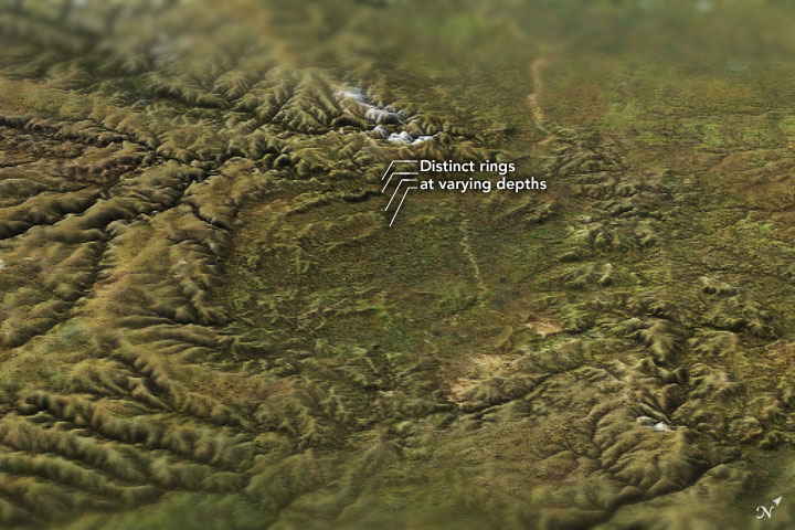 Russia's Crater of Diamonds - related image preview