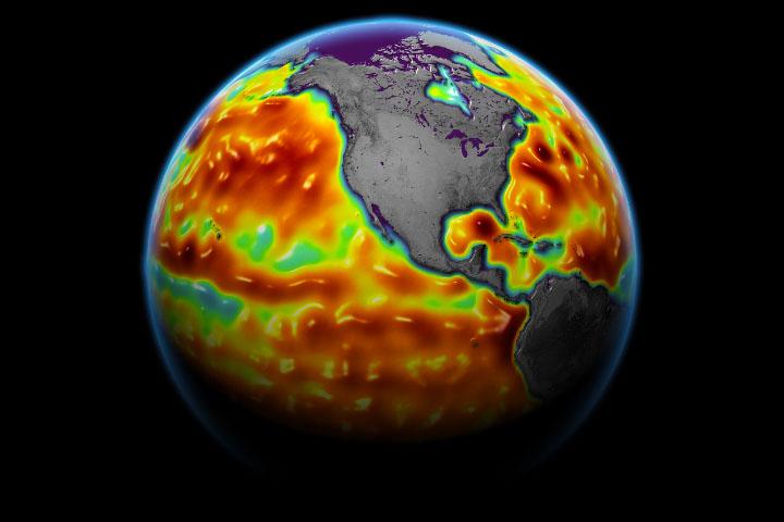 New Ocean Data Flowing In