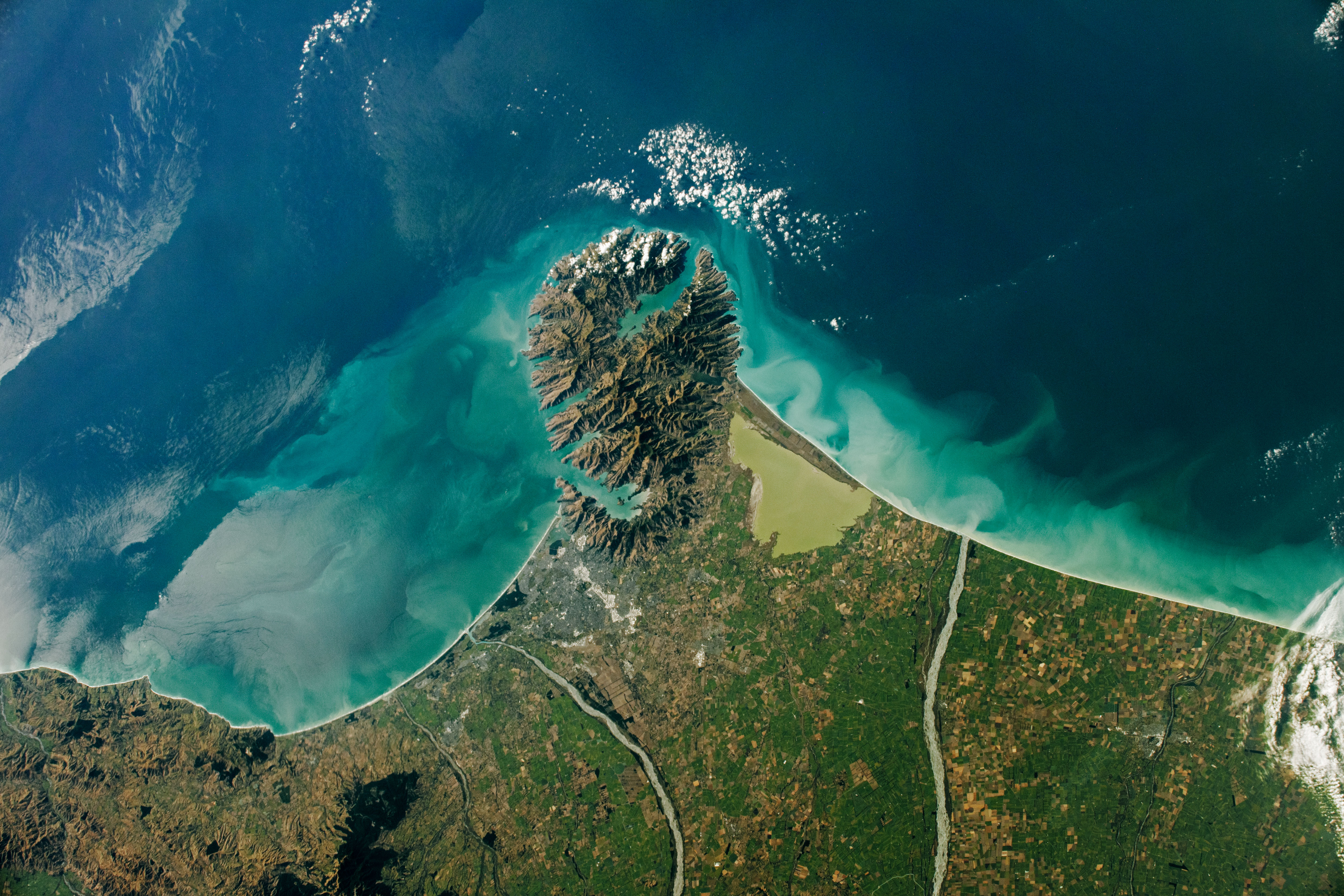 Banks Peninsula, New Zealand - related image preview