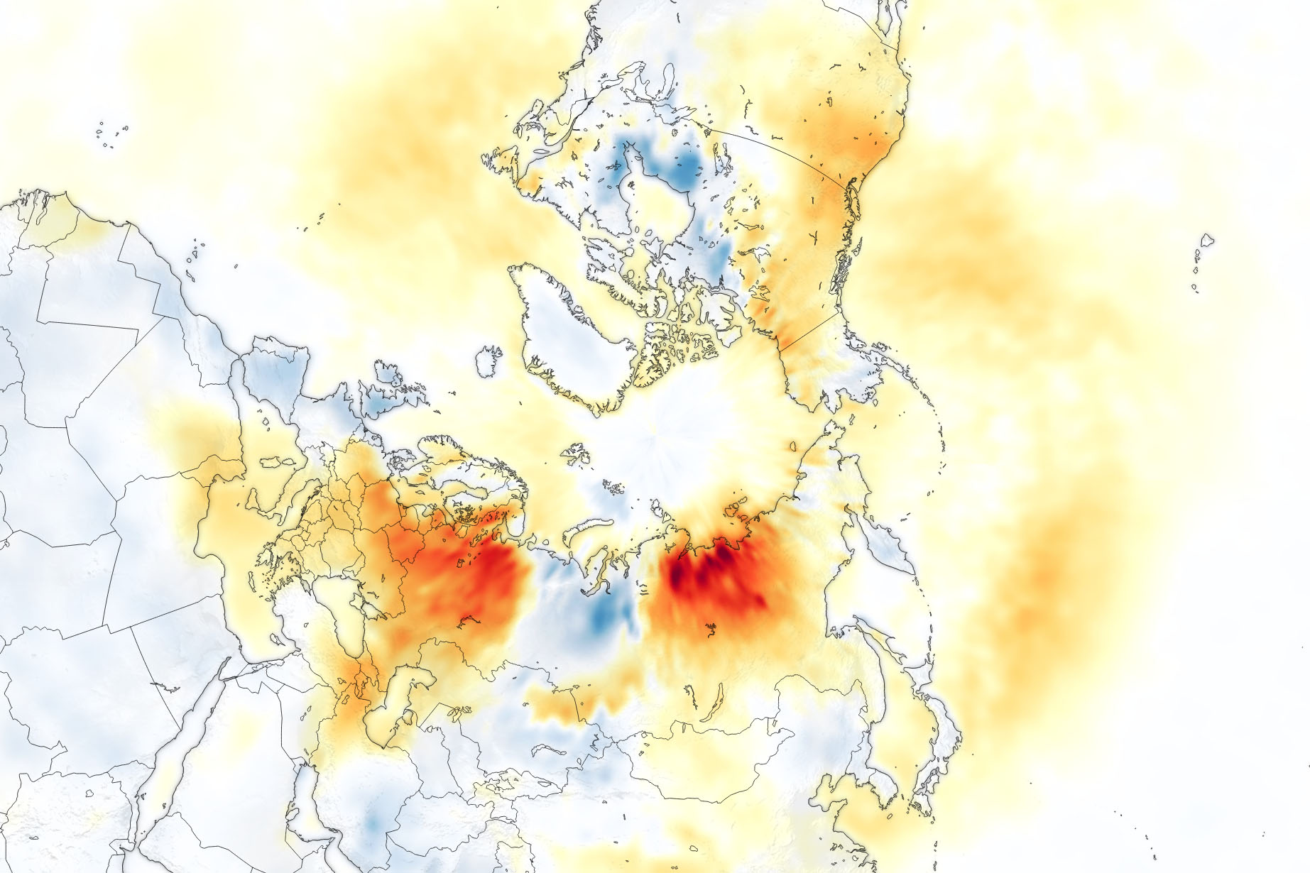 A Scorcher in Siberia and Europe - related image preview