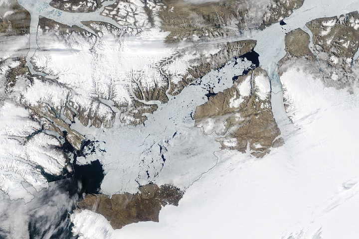 A Longer-Lived Ice Arch - selected image