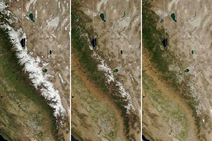 Sierra Snowbank Short on Funds