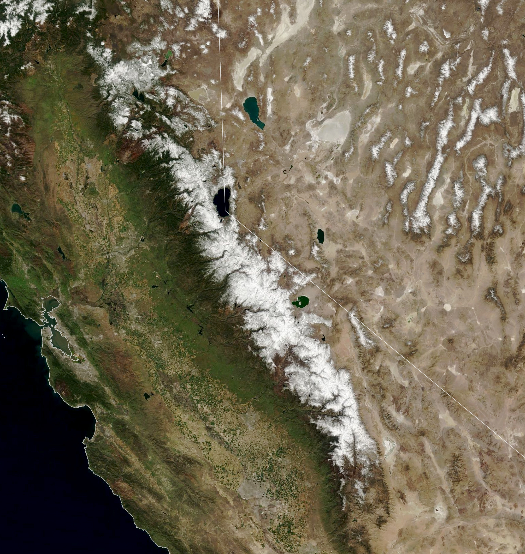 Sierra Snowbank Short on Funds - related image preview