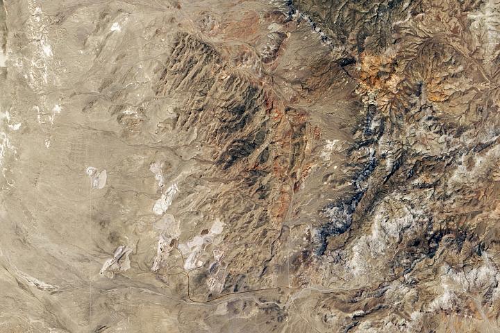 Digging Beryllium for James Webb - selected image