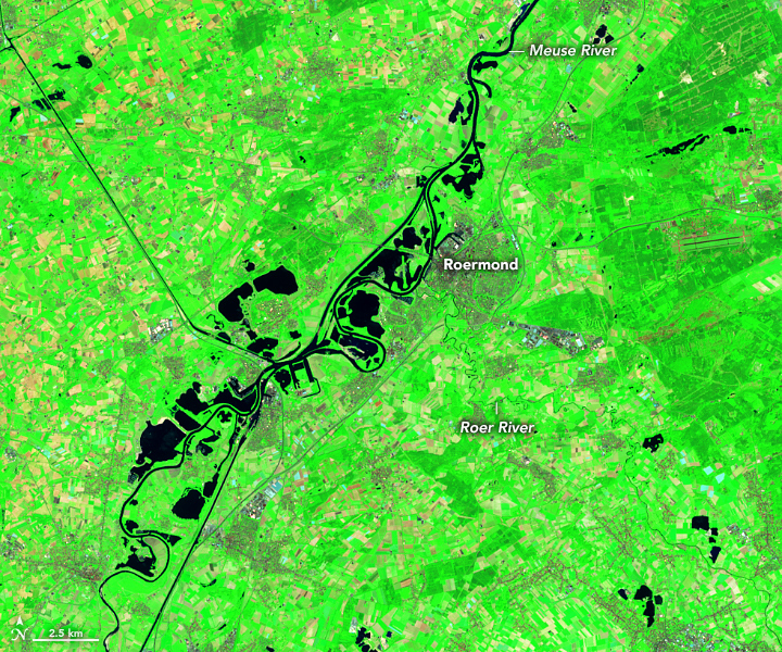 Deadly Floods Surprise Europe - related image preview