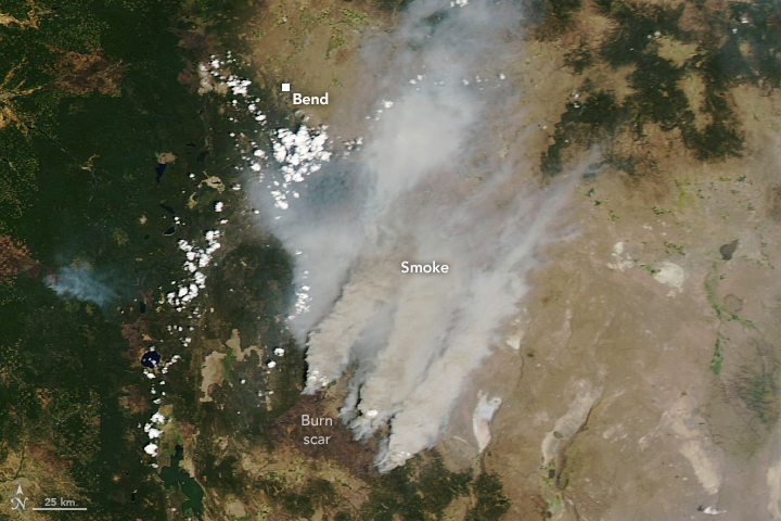 Oregon Smothered with Smoke - related image preview