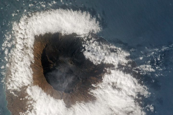Fire Island, Cabo Verde