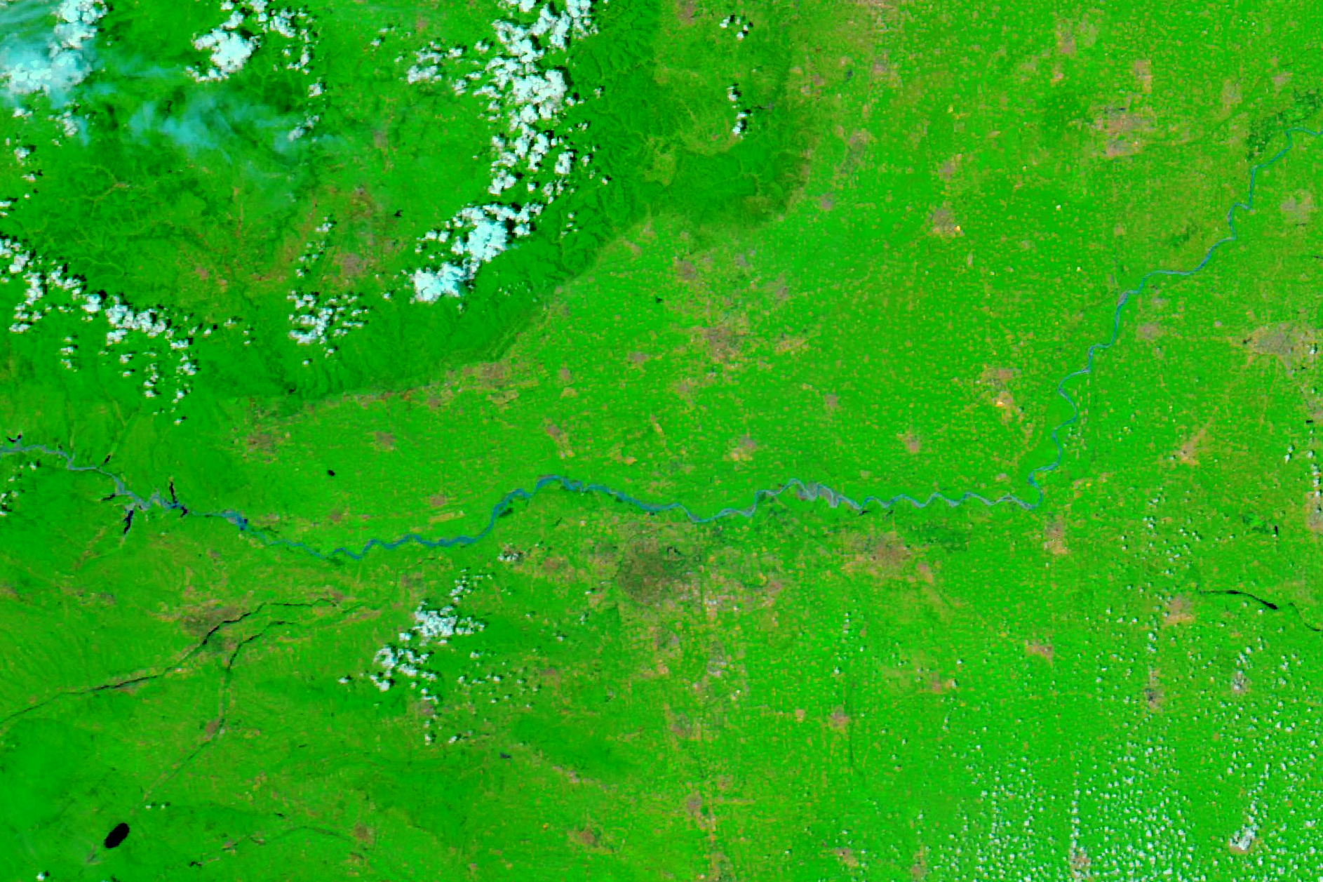 Flooding in Central China - related image preview