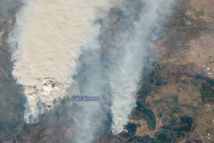 California's Dixie Fire Keeps on Growing - related image preview