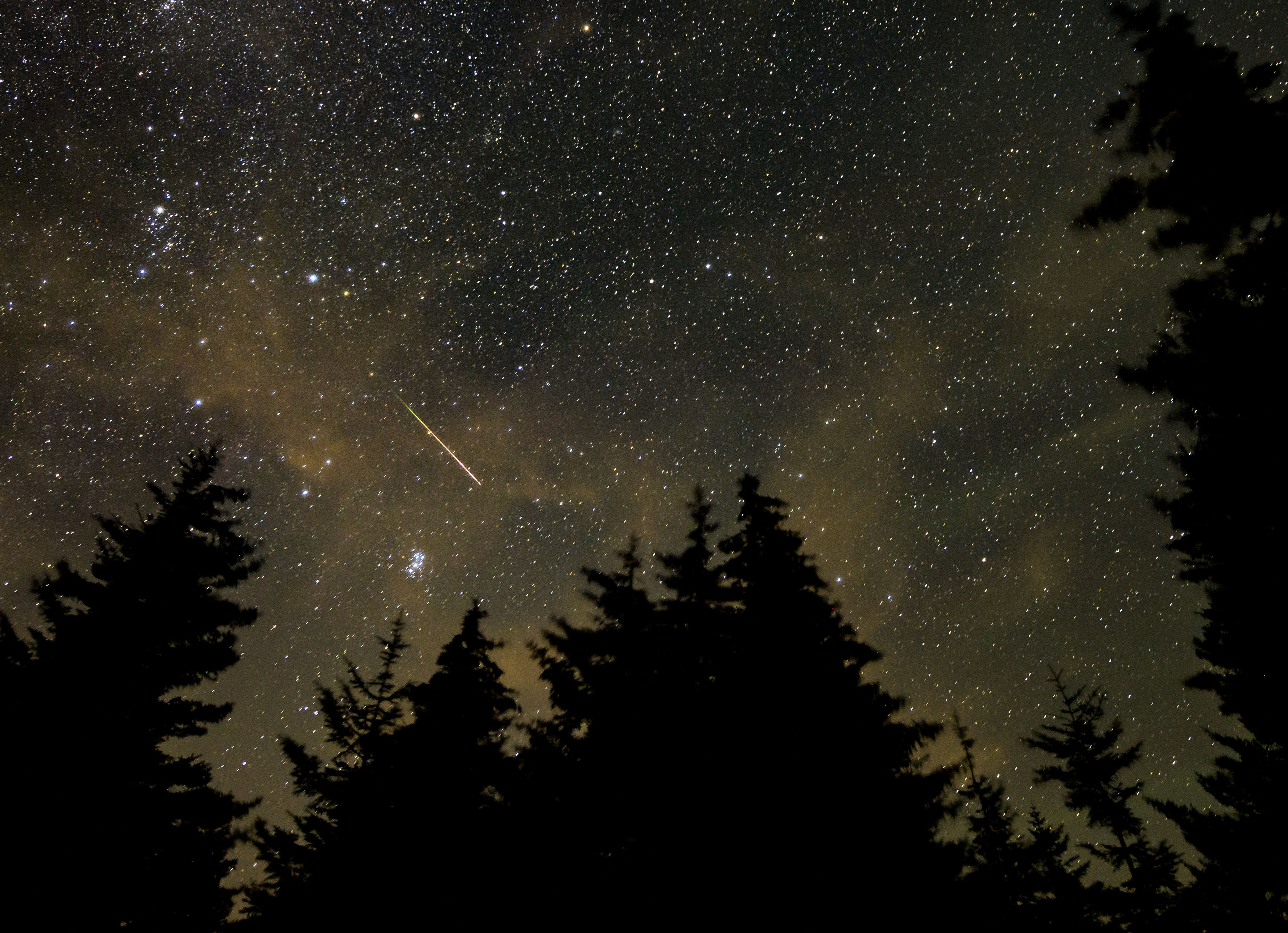 Meteors Great and Small - related image preview
