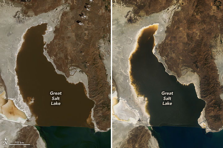 Record Low for Great Salt Lake - related image preview