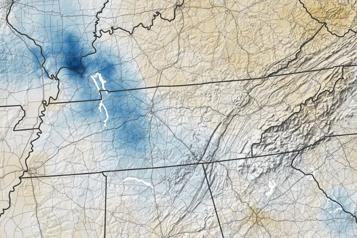Devastating Rain in Tennessee - selected image