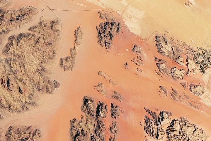 Movie Mars on Earth