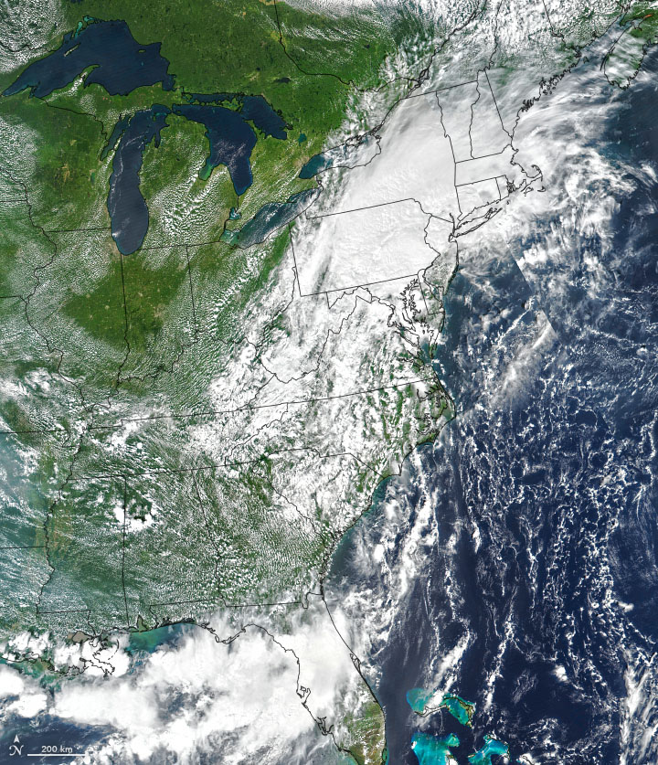 Flash Floods from Ida Swamp the Northeast - related image preview