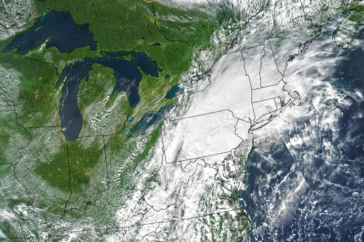 Flash Floods from Ida Swamp the Northeast