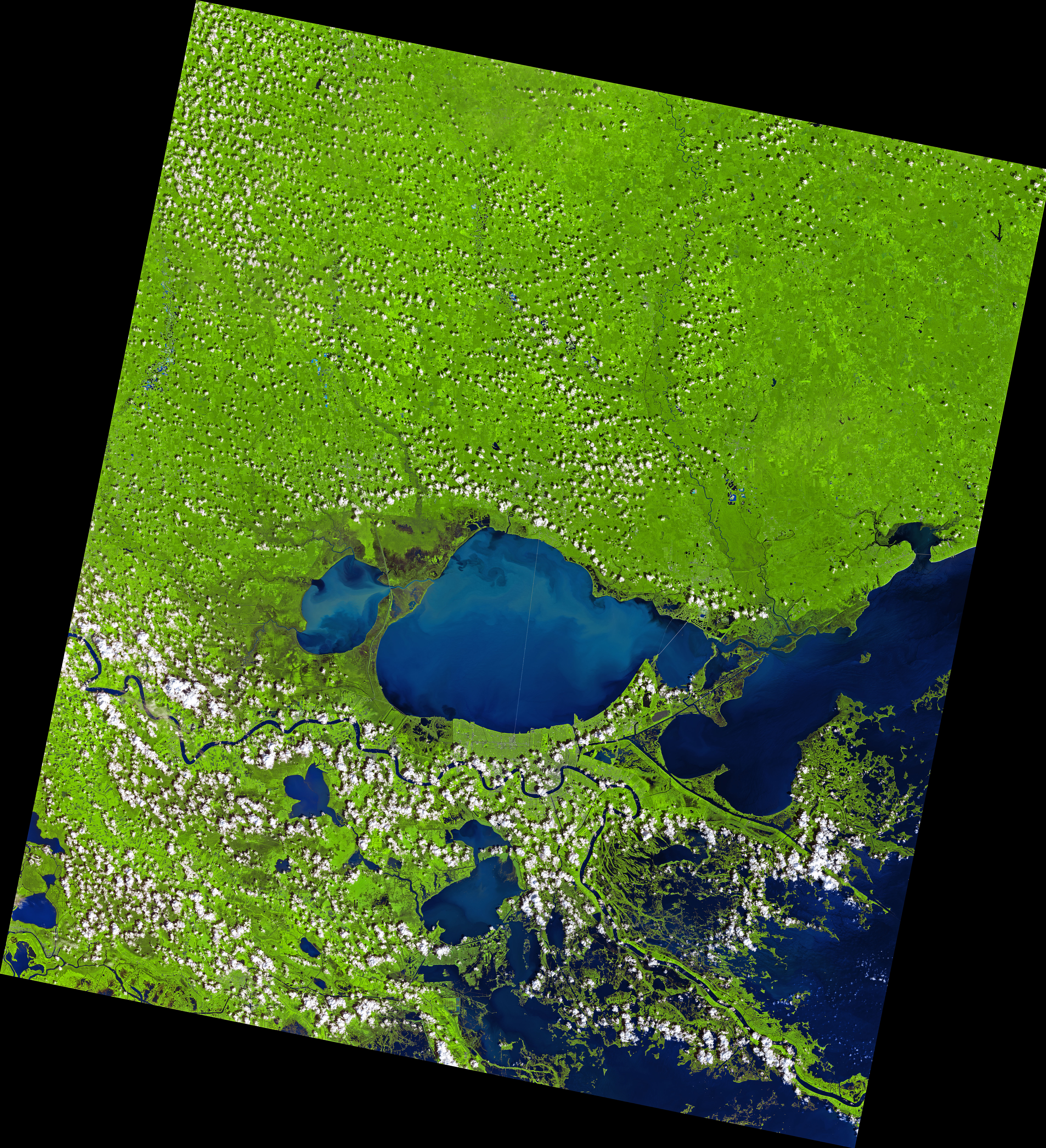 A Changed Landscape in Southern Louisiana - related image preview