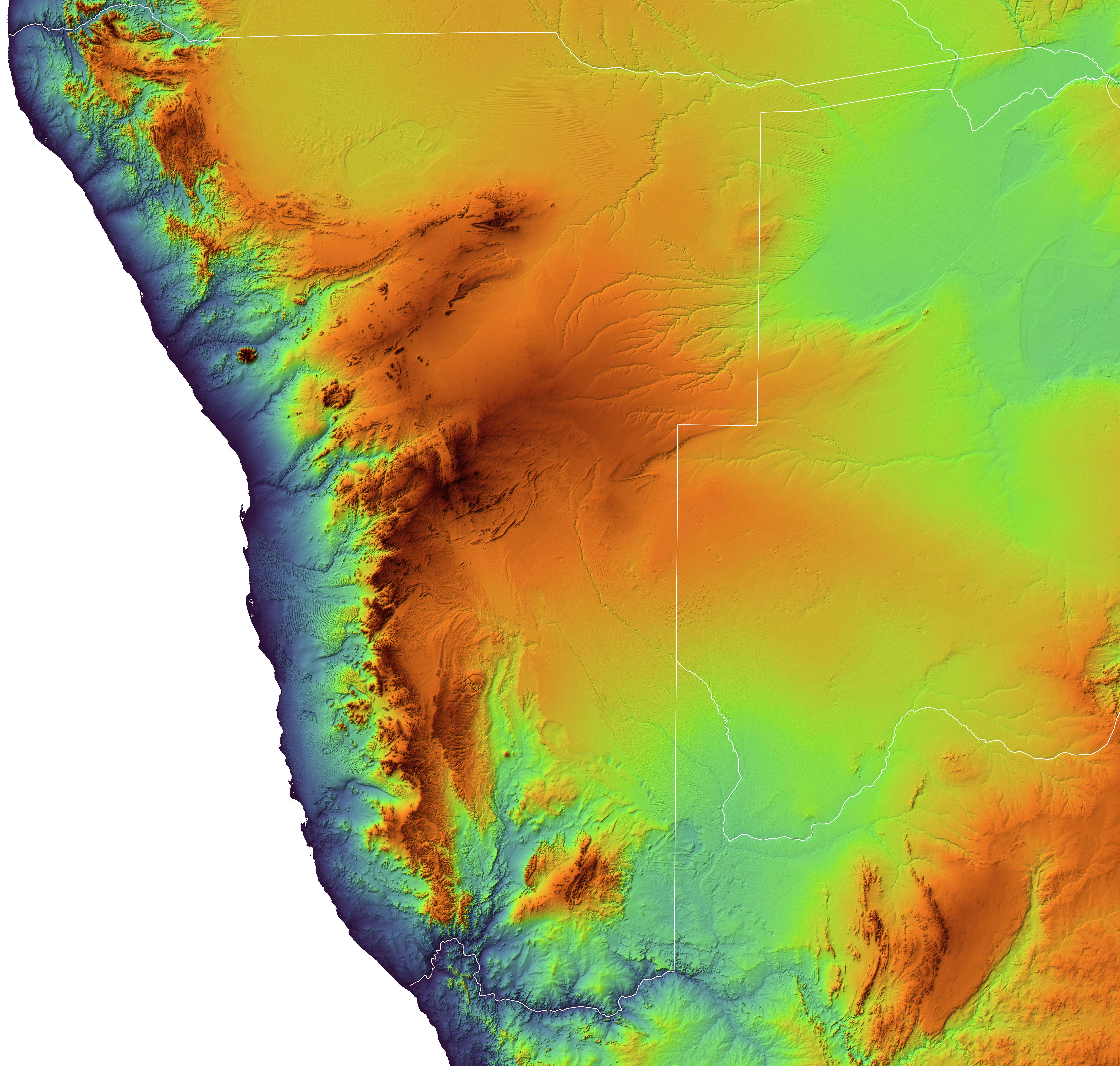 Fossil Fjords in Namibia - related image preview