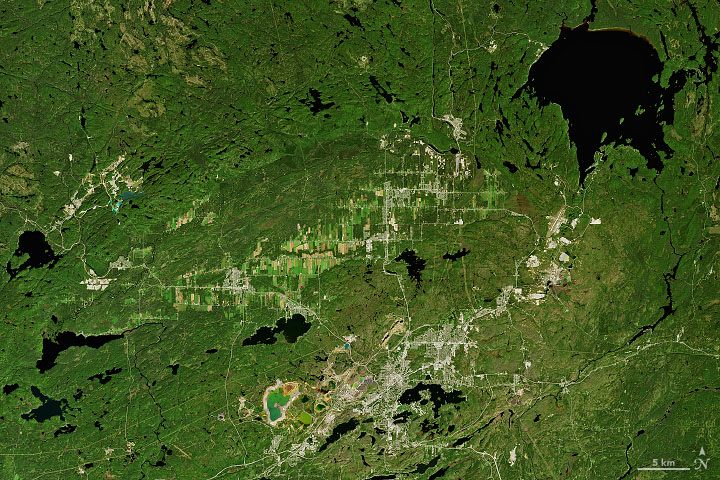 Sudbury Impact Structure - related image preview