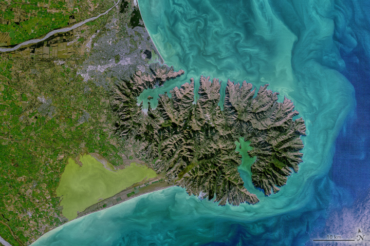 Coastal Color in New Zealand - related image preview
