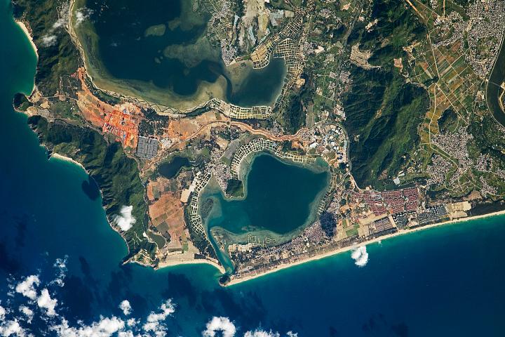 The Fish Farms of Hainan Island - selected image