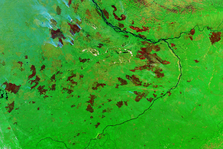 A Record-Breaking Year for Fire in Sakha - selected image