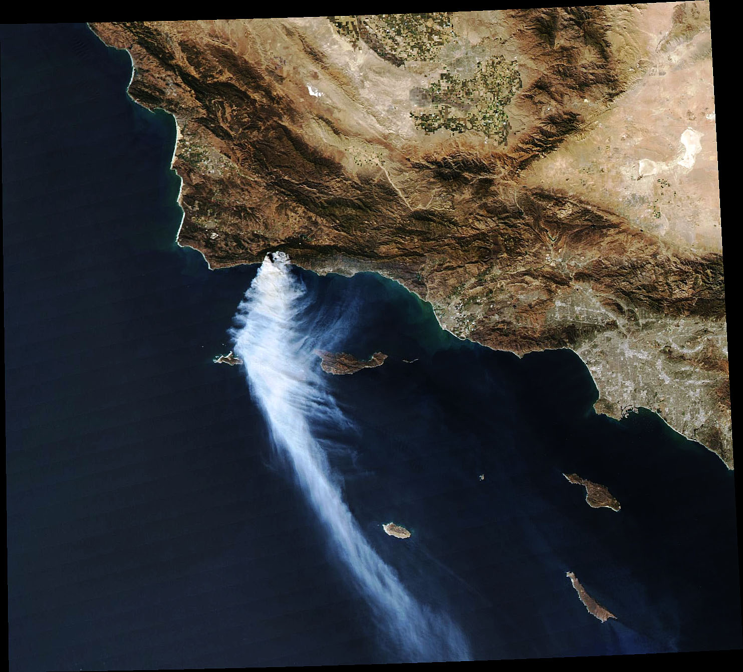Alisal Fire Rages Near Santa Barbara - related image preview