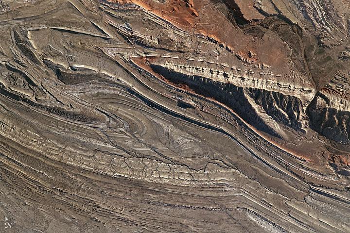 Folds of the Bighorn Basin