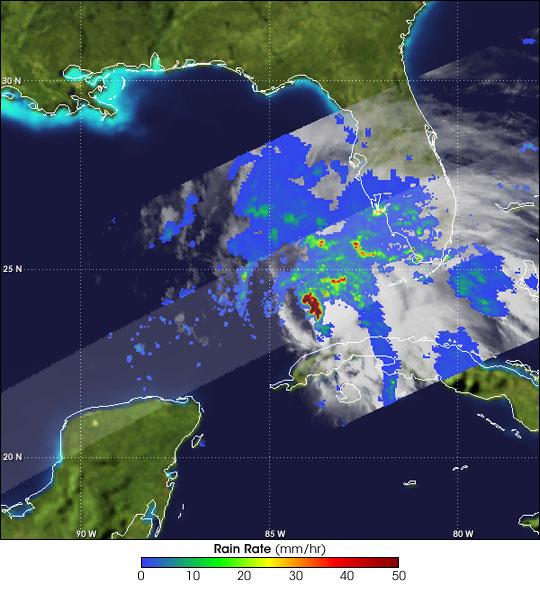 Tropical Storm Arlene