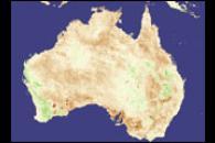 Drought in Australia Breaks