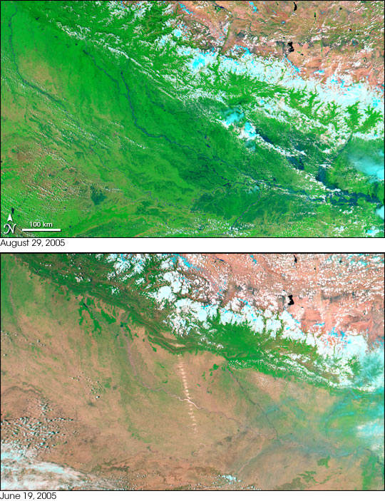 Monsoon Flooding in India