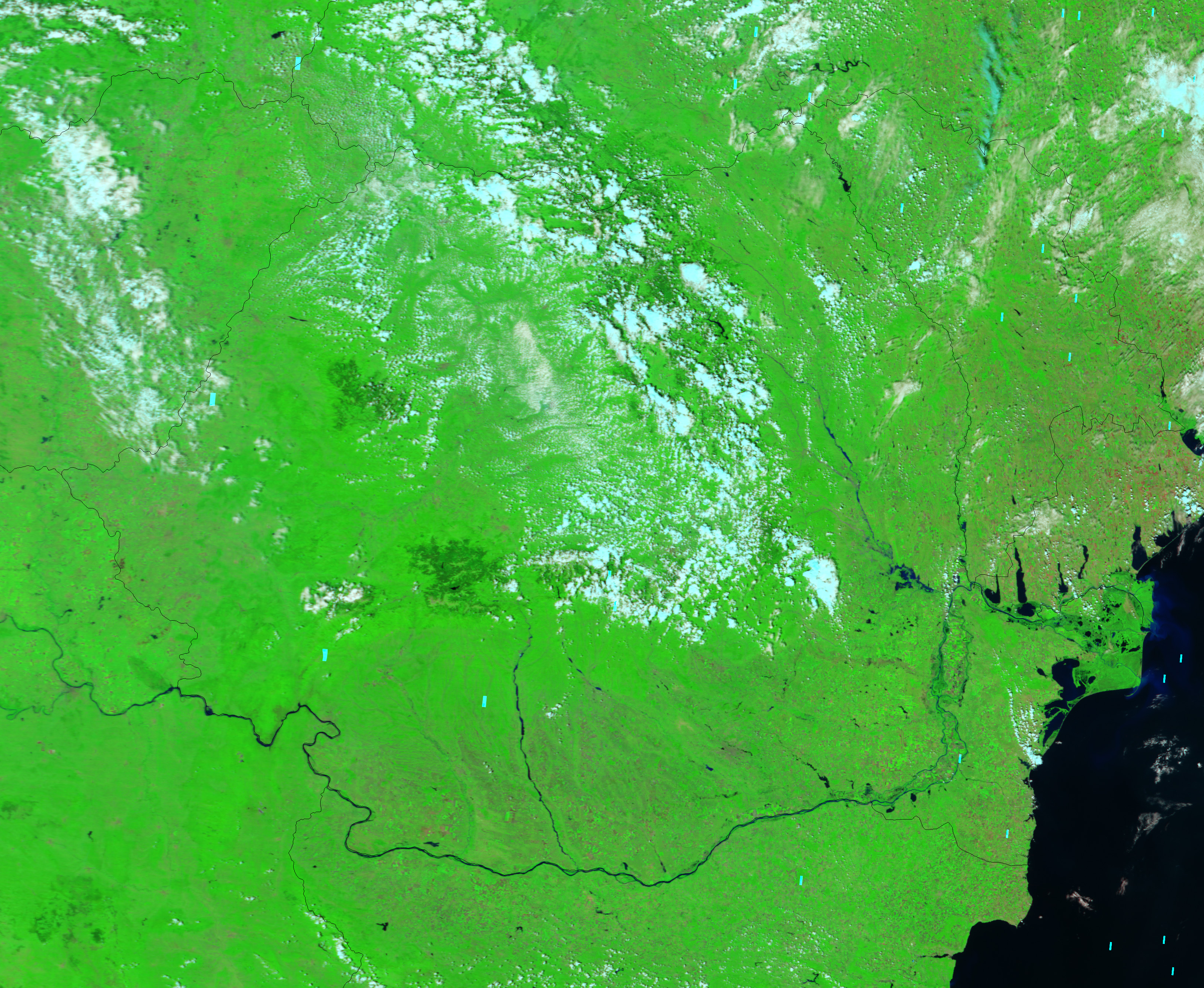 What Are Some Of Romania S Natural Hazards