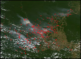 Fires in the Southeast Amazon