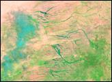 Rainy Season Floods in the Sahel